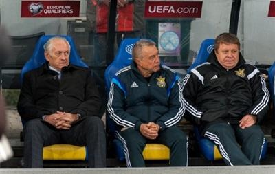 С Фоменко продлят контракт, если сборная Украины выйдет на Евро – источник