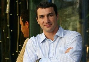 Брат Удара. Владимир Кличко ответил на вопросы читателей сайта Корреспондент.net