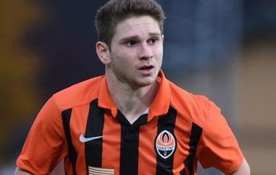 В составе Шахтера дебютировал 17-летний грузинский футболист