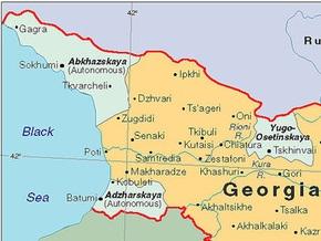 В Грузии обстреляли иностранных журналистов и наблюдателей ЕС