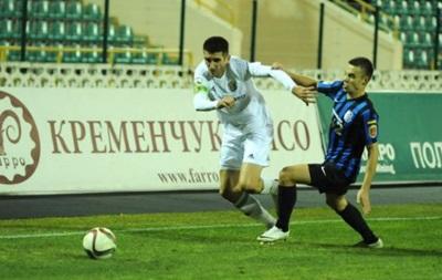 Ворскла сыграла вничью с Черноморцем и вышла в 1/4 финала Кубка Украины