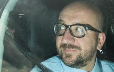 Автомобилист протаранил кортеж премьера Бельгии