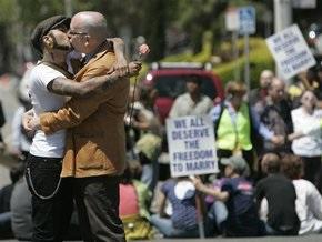 В американском штате Мэн отменили закон о легализации однополых браков