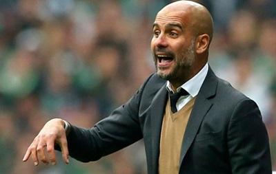 Гвардиола: Не буду отвечать на вопрос о переходе в английский клуб