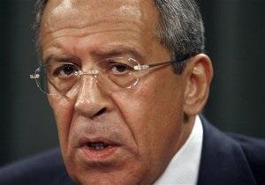 Лавров приедет в Украину - МИД РФ - Таможенный союз