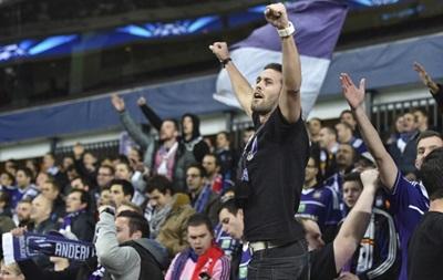 Фанаты Андерлехта получили компенсации за поражение клуба в Лиге Европы