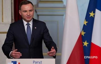 Польша опасается замороженного конфликта в Украине