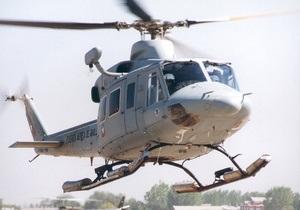 В Мексике разбился военный вертолет. 11 человек погибли