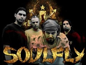 Сегодня в Киеве выступит бразильская метал-группа Soulfly