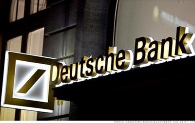 Deutsche Bank понес рекордные убытки