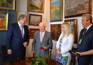 Коллекционер подарил Воронцовскому дворцу картин на 5 млн евро