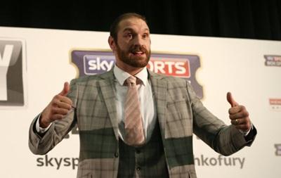 Фьюри рассказал, каким образом Кличко сможет его победить