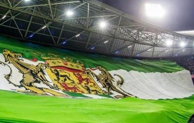 Фанаты голландского Фейеноорда сделали самый большой баннер в Европе