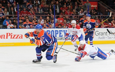 NHL: Мастерский камбэк Эдмонтона, победы Каролины, Виннипега и Сент-Луиса
