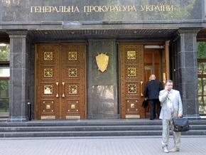 Омельченко: ГПУ затягивает рассмотрение заявления о возбуждении дела в отношении Луценко