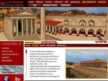 В интернете можно совершить прогулку по античному городу Геркуланум