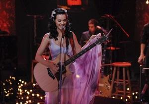 Премию MTV EMA 2011 за лучшее  живое  выступление получила Кэти Перри