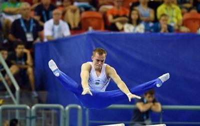 Олег Верняев остановился в шаге от медали на ЧМ по спортивной гимнастике