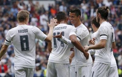 Роналду вышел на третье место среди бомбардиров пяти ведущих чемпионатов