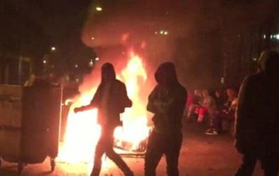 В Лондоне произошли столкновения полиции и рэйверов
