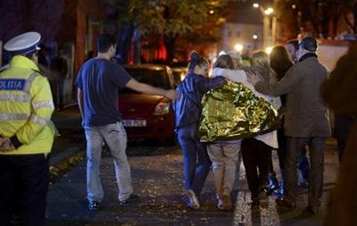 Взрыв в клубе Бухареста: число жертв увеличилось