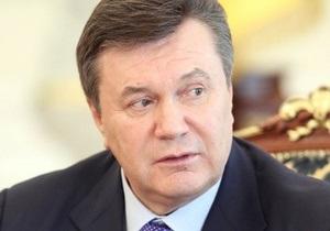 Опрос: В президентском рейтинге по-прежнему лидирует Янукович
