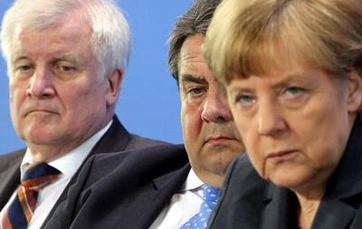 Коалиция в Германии не договорилась по беженцам