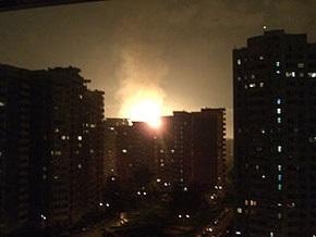 Из зоны пожара в Москве объявлена эвакуация людей