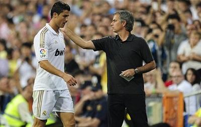 Роналду и Моуринью чуть не подрались в раздевалке Реала в 2013 году - СМИ