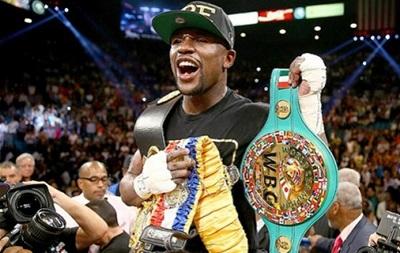Мейвезер лишен чемпионских титулов WBC