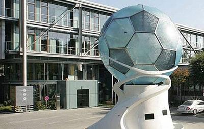 Полиция провела обыск в офисе Немецкого футбольного союза