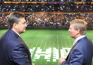 УП: Главы МИД Польши и Швеции попытаются повлиять на Януковича с помощью Ахметова