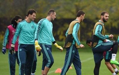Иванович и Педро вернулись в состав Челси накануне матча с Динамо
