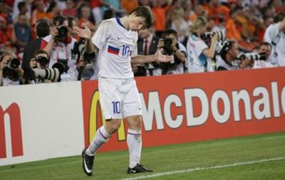 Источник: Успех сборной России на Евро-2008 случился благодаря допингу