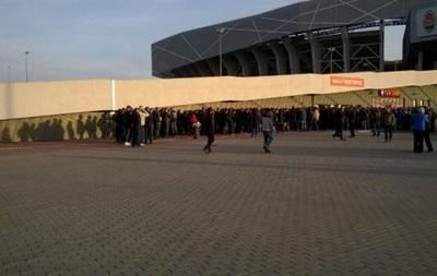 ФФУ выделила Арене Львов 6,5 тыс билетов на матч Украина – Словения