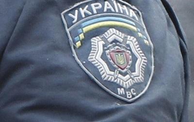 В Борисполе напали на машину инкассаторов