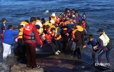 Греция начала расселять мигрантов по другим странам ЕС