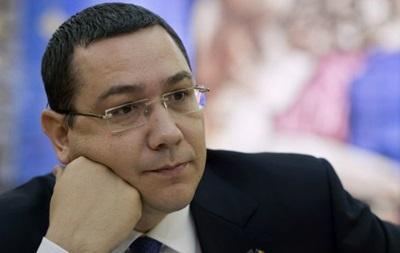 Премьер Румынии уходит в отставку на фоне протестов