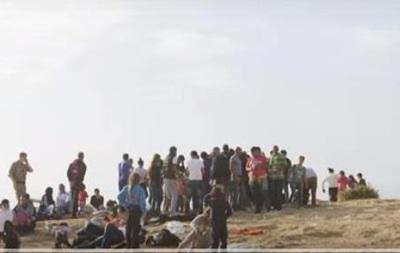 Мигранты устроили беспорядки на военной базе в Кипре