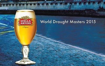 Stella Artois выберет лучшего бармена Украины