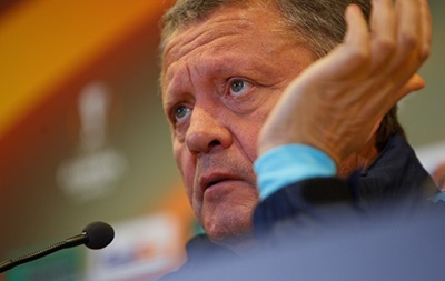 Маркевич: Завтра вы увидите тот Днепр, который успешно играл в Лиге Европы