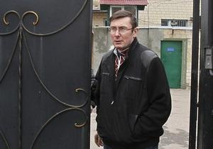 Луценко - Янукович помиловал Луценко - Возвращение Терминатора