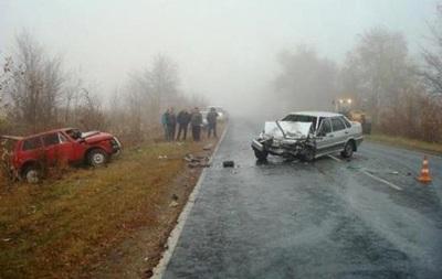 ДТП на Черкащине: семеро пострадавших