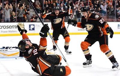 NHL: Пятая кряду победа Питтсбурга, третье подряд поражение Флориды