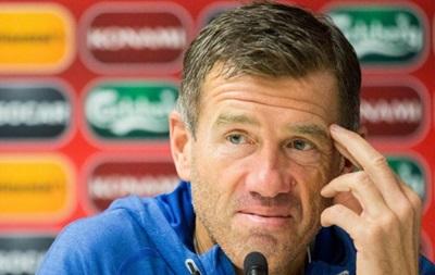 Словения объявила состав на матчи плей-офф с Украиной