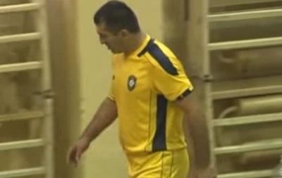 В России футболист нокаутировал судью, показавшего ему красную карточку