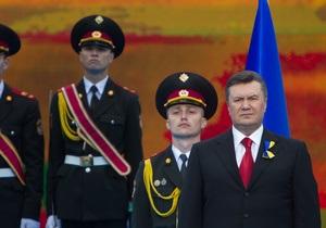 Янукович уверен, что Украина останется активным игроком на мировом рынке оружия