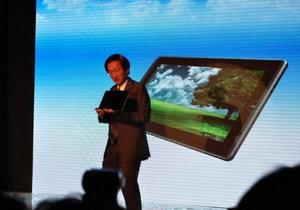 Asus представила планшеты Eee Pad