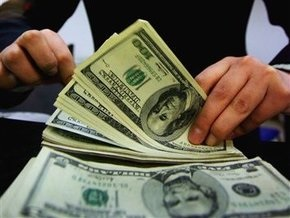 В Киеве подешевел наличный доллар