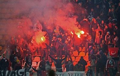 Локомотив обратится в УЕФА с жалобой по инциденту с болельщиками в Стамбуле